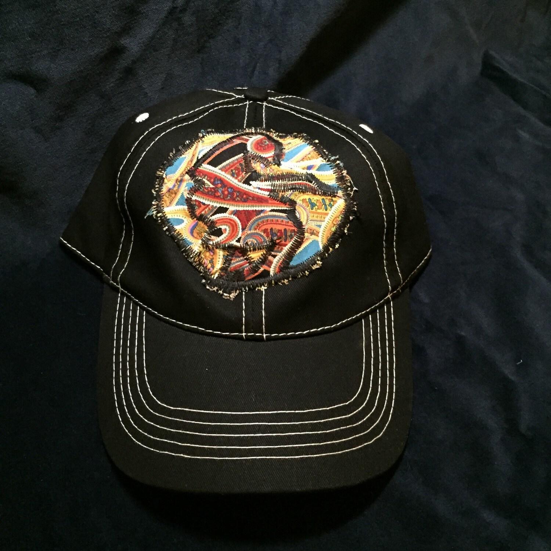 Grateful Dead Trucker Hat: Michael Houser Patch Baseball Cap