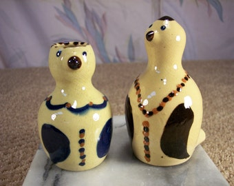 Vintage Ceramic Bird Whistle's