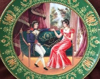 Josephine et Napoleon -La Rencontre plate