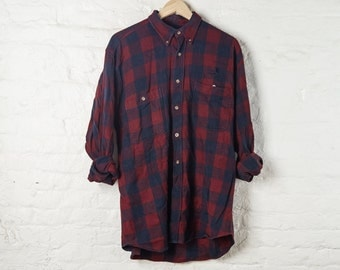 Ducks Unlimited Vintage Flannel Shirt
