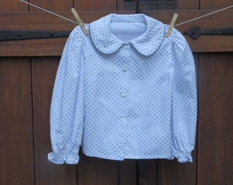 Girls top, Children's clothing, Girls Blouse