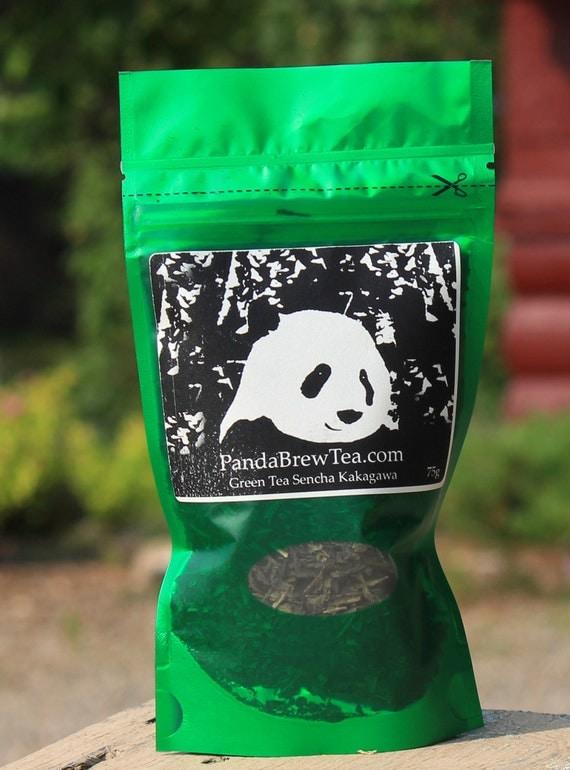 Green Tea Sencha Loose Leaf Tea