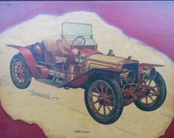 1908 Lozier Biederman Wood Car Picture