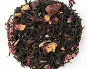 Rose Black Tea - Premium Loose Leaf Black Tea