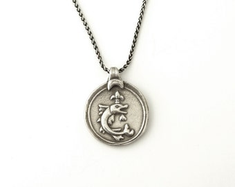 Pilgrim Medallion Necklace