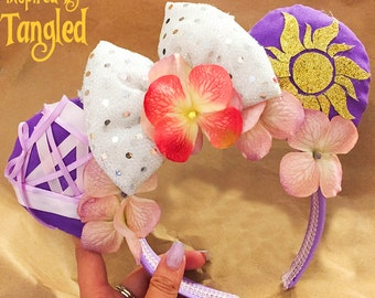 Tangled Rapunzel Ears