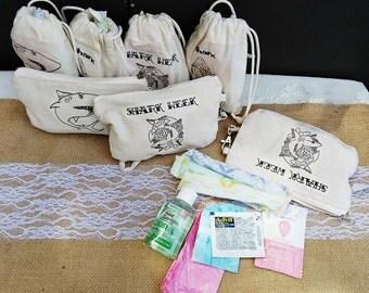 Shark Week feminine bags