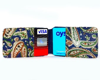 Travel/Oyster/Credit Card Holder - Abstract