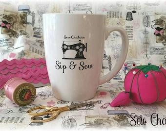 Sip & Sew Mug