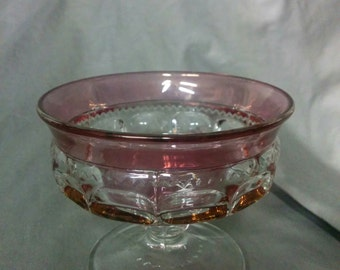 Vintage King's Crown Sherbert Dish
