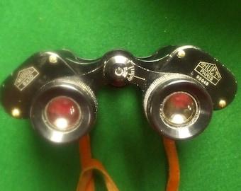 Vintage Huet Minara 8x30 Binoculars