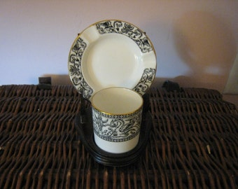 Florentine Wedgwood Cup and Saucer