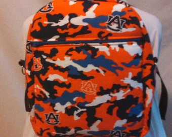 Auburn Small Backpack