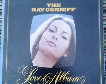 Vintage Album LP Box Set The Ray Conniff Love Box Set Incomplete