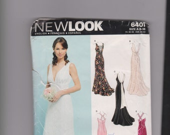 Gown or Prom dress pattern