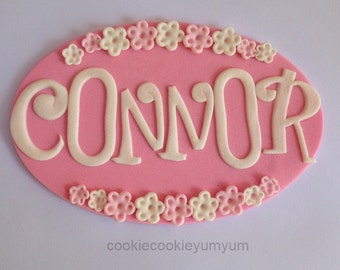 Edible plaques cakes Etsy