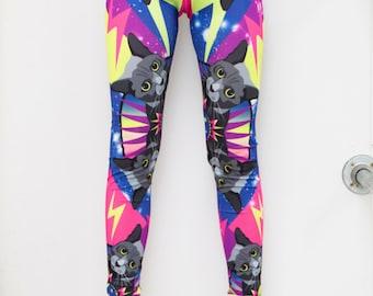 Cosmic Cat Leggings