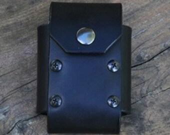 LeatherLok EDC Pouch & Belt Clip