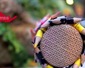 Tipsy bracelet.