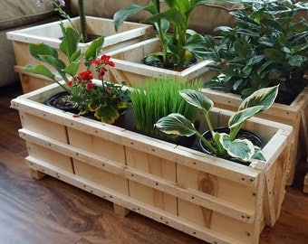 Long Planter Box - 5 Gallon
