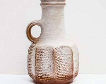 West German 1960s/70s pottery Jug