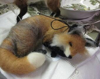 Sweet Sleeping Red Fox, Special Order