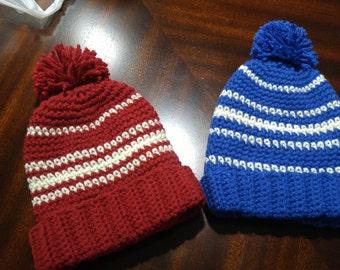 Boys Crochet Hats
