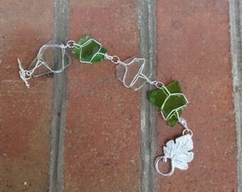 Lorien Sea Glass Bracelet