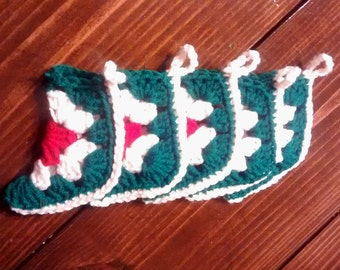 Hand Crocheted Christmas Ornament
