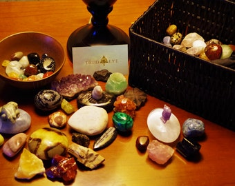 Intuitive Crystal Guidance Reading