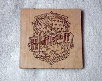 Hufflepuff Coaster