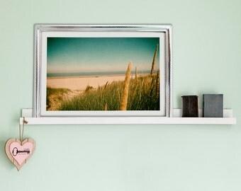Sea, photography, beach, wall decorations, beach, vintage
