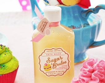 Feeling Smitten Bubble Bath and Body Wash Sulfate & Paraben Free