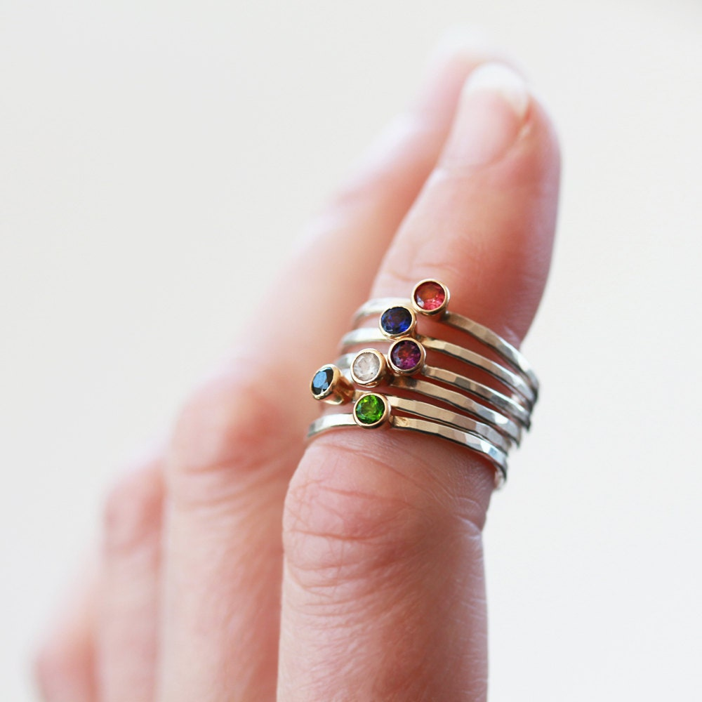 handmade jewelry in sterling silver gold by shopclementine