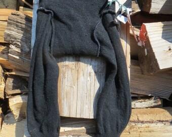 Grateful Buns Soaker Longies 3 Layers Diaper Cover Medium 10 to 20 lbs ML273h15