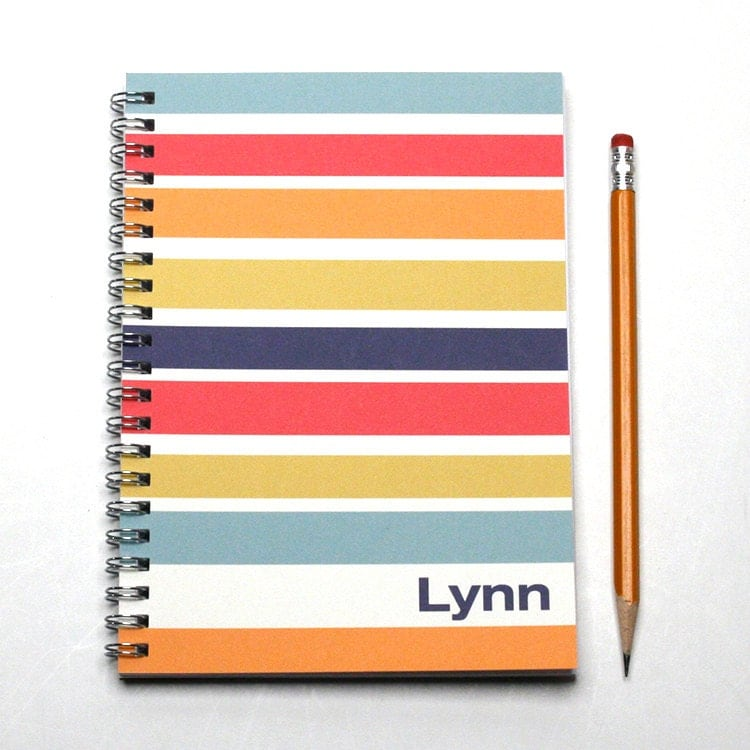 Monthly Calendar Notebook : Monthly planner personalized calendar notebook