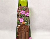 At Home in the Enchanted Forest Bud Vase GAR5001