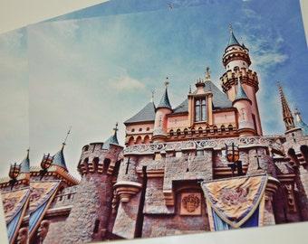 Pastel Castle