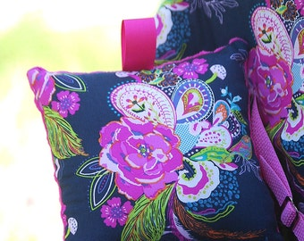 Shopping Cart Cover - Boutique Shopping Cart Cover for Baby Girl  - Nib and Pluck
