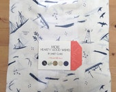 "10"" Layer Cake - More Hearty Good Wishes by Janet Clare for Moda - includes 42 pieces of fabric"