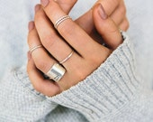 inspiRING wide message ring | PERSONALIZED