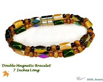 Magnetic Bracelet Multicolor Magnetic Jewelry Ladies Magnetic Bracelet - MB23