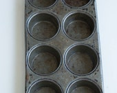 Vintage mini muffin tin