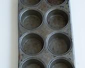 Vintage mini muffin tin