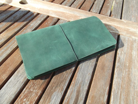Fauxdori Midori-Style Traveller's Notebook - Choice of Colour - Wide Fit