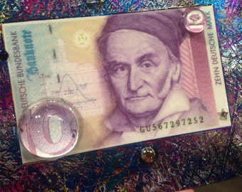 C. F. Gauss  Mathematician Extraordinaire No.  45854