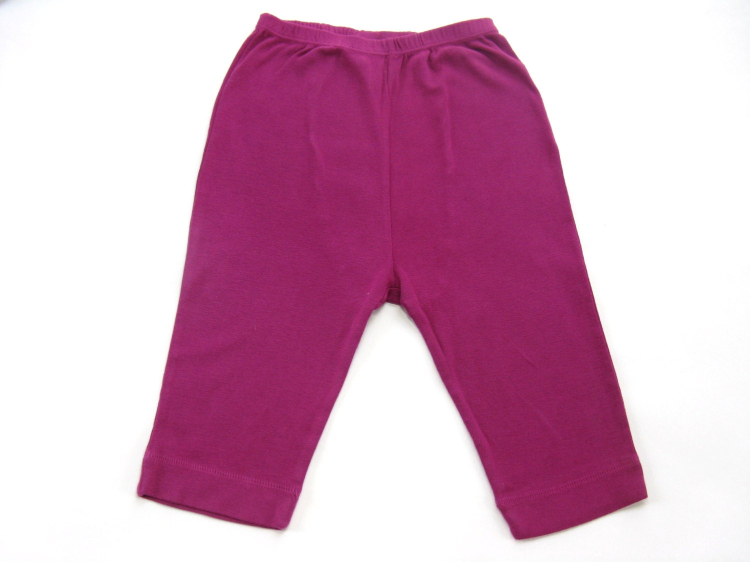 Girls Yoga Pants Baby and Toddler Blank Clothing Cotton
