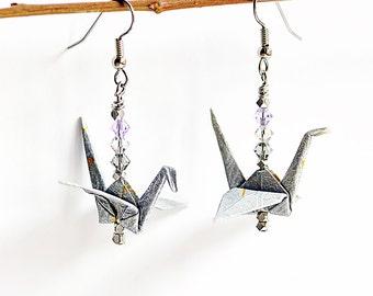 Ice blue earrings for daughter| Wife blue earrings| Girlfriend jewelry idea| Blue jewelry for friends| Cute earrings for teen girl