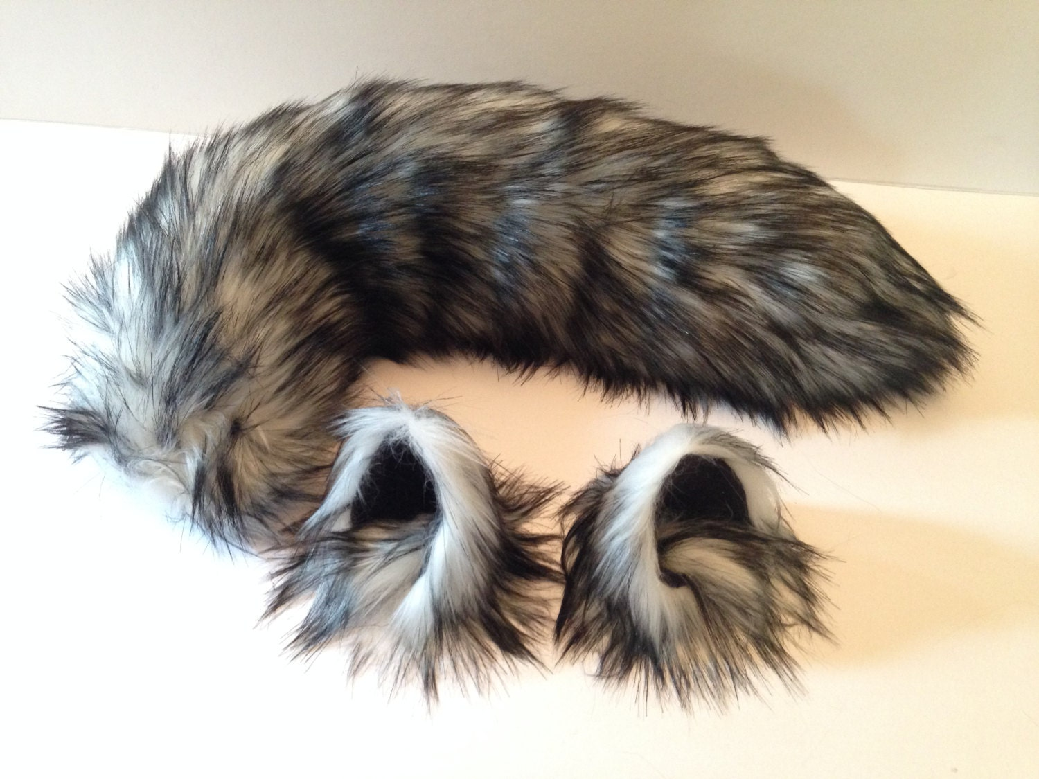 Husky Wolf Costume Wolf Ears And Wolf Tail Husky
