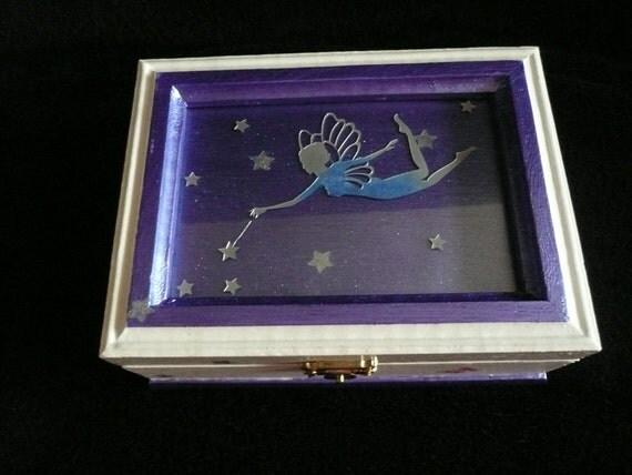 Music Box Blue Fairy Blue Fairy Music Box